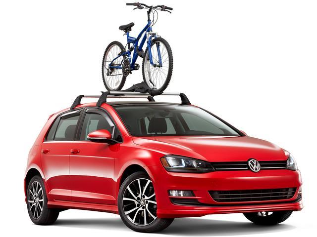 Diagram Base Racks and Bike Holder Attachment - 4dr (NPN071041) for your Volkswagen