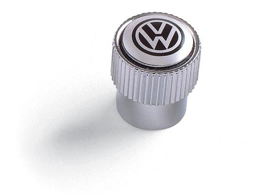 Diagram Valve Stem Caps - Black on Silver (ZVW355005A) for your Volkswagen GTI
